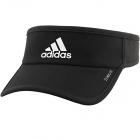 Adidas Men's Superlite Tennis Visor (Black/White) -