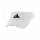 Adidas Men's Superlite Visor (White/Black) - Tennis Hats