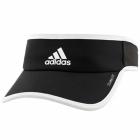 Adidas Women's Superlite Visor (White/Black) -