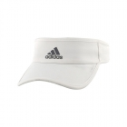 Adidas Women's Superlite Visor (White/Light Onix) - Tennis Hats