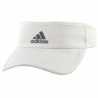 Adidas Women's Superlite Visor (White/Light Onix) -