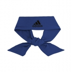 Adidas Alphaskin Tie Headband (Team Royal Blue/Black) -