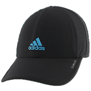 Adidas Women's Superlite Cap (Black/Active Teal)