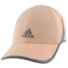 Adidas Women's Superlite Cap (Glow Pink/Heather Grey) - Tennis Hats