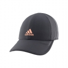 Adidas Women's Superlite Cap (Onix/Glow Pink) - Tennis Hats