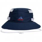 Adidas Americana Victory III Tennis Bucket Hat (Collegiate Navy/White) -