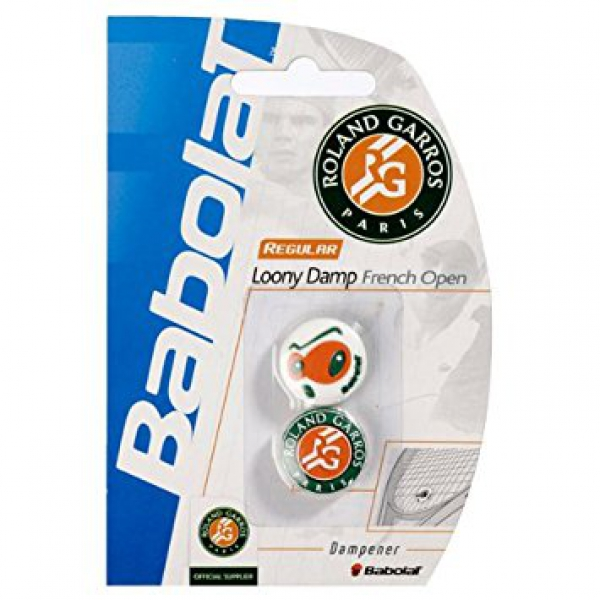 Babolat Loony Damp French Open Tennis Dampeners