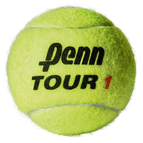 Penn Tour Extra Duty Tennis Balls (3-Ball Can)