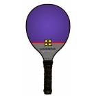 Paddletek Sweet Spot Pro Paddle (Purple) - Tennis Court Equipment