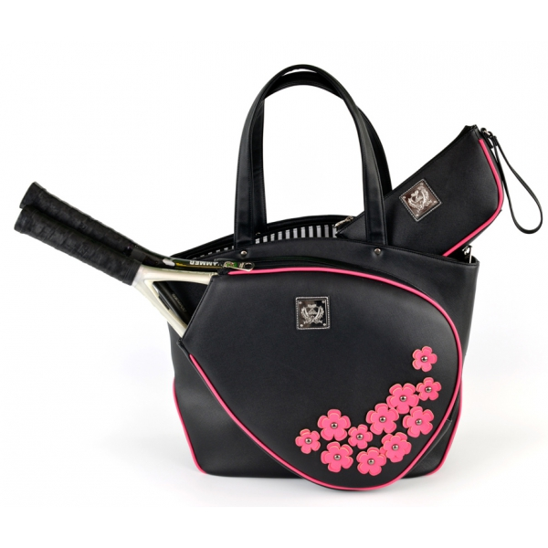 Court Couture Cassanova Tennis Bag (Sakura Pink)