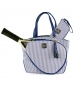 Court Couture Cassanova Tennis Bag (Saphire Houndstooth) - Tennis Tote Bags