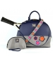 Court Couture Ella Court Bag (Midnight) - Tennis Tote Bags