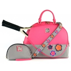 Court Couture Ella Court Bag (Berry) - 15% Off Court Couture Designer Tennis Bags for Women