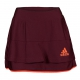 Adidas Womens All Premium Skort (Maroon) - MAP Products