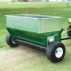 Har-Tru 54 Inch Truflow Tow Spreader Topdresser - Tennis Equipment Brands