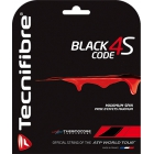 Tecnifibre Black Code 4S 18g Tennis String (Set) -