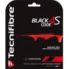 Tecnifibre Black Code 4S 16g Tennis String (Set) -
