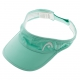 Head Pro Player Visor (Aqua) - HEAD Tennis Apparel