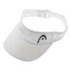 Head Pro Player Visor (White) - HEAD Tennis Apparel