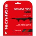 Tecnifibre Pro Red Code Wax 16g Tennis String (Set) - Tennis String Type