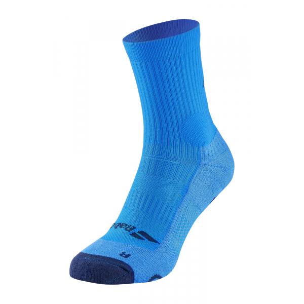 5MA1322-4086 Babolat Men's Pro 360 Tennis Socks (Drive Blue)