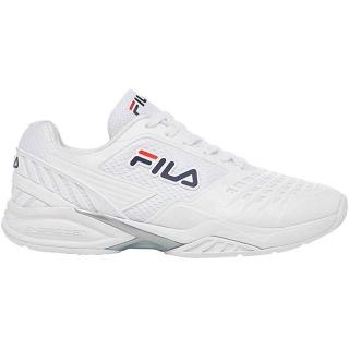 Fila Women's Axilus 2 Energized Tennis Shoes (WhiteWhiteFila Navy) $110.00