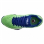 Fila Women's Axilus 2 Energized Tennis Shoes (Green Ash/Amparo Blue/White)
