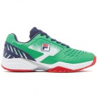 Fila Women's Axilus 2 Energized Limited Edition US Open Tennis Shoes (Green/Red/White/Blue) - Fila Tennis Shoes