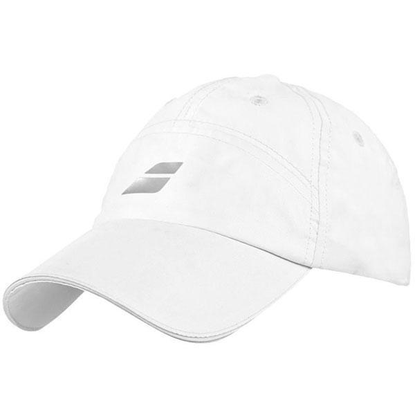 Babolat Microfiber Tennis Cap (White)