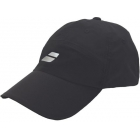 Babolat Microfiber Tennis Cap (Black) - Babolat Tennis Hats, Caps, and Visors
