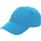 Babolat Microfiber Tennis Cap (Diva Blue) - Babolat Tennis Hats, Caps, and Visors
