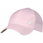 Babolat Basic Logo Tennis Cap (Blushing Bride) - Tennis Gifts Under $25