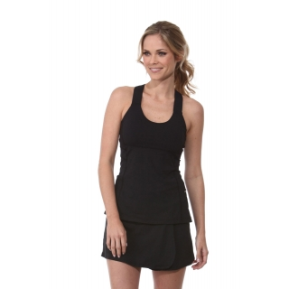 Bloq-UV Skort (Black)