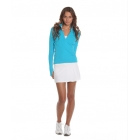 Bloq-UV Skort (White) - Bloq-UV Women's Skirts & Skorts Tennis Apparel