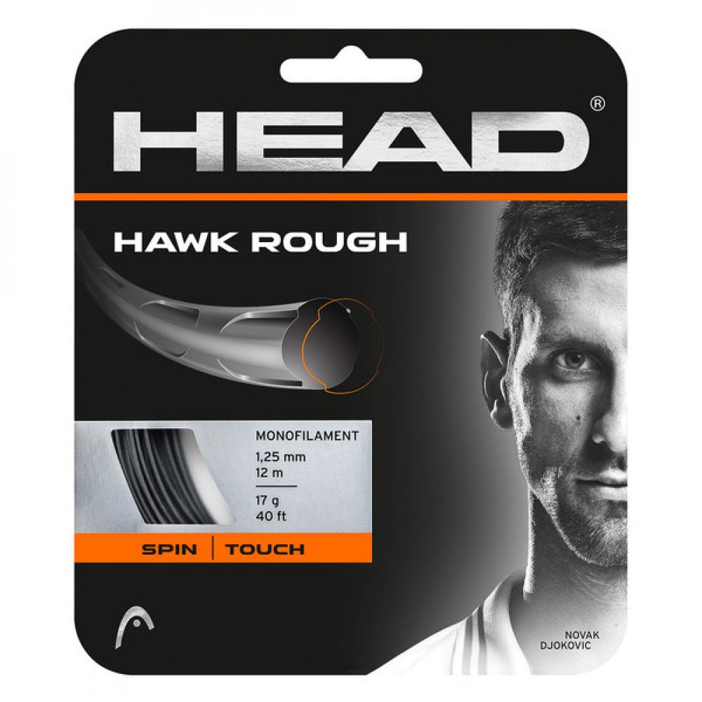 Head Hawk Rough 17g Tennis String (Set)