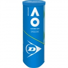 Dunlop Australian Open Tennis Balls (Can) - Cans of Tennis Balls