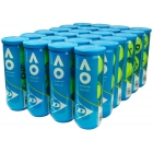 Dunlop Australian Open Tennis Balls (Case) - Tennis Accessory Types