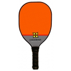 Paddletek Power Play Pro Paddle (Orange) - Tennis Court Equipment