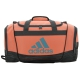 Adidas Defender II Small Duffel Bag (Sun Glow/Freerun Deepest Space) - New Tennis Bags