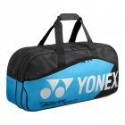 Yonex Pro Series Tournament Tennis Bag (Black/Infinite Blue) - 6 Racquet Tennis Bags