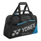 Yonex Pro Series Medium Sized Boston Bag (Black/Infinite Blue) - 6 Racquet Tennis Bags