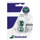 Babolat Loony Damp Wimbledon Assorted Vibration Dampener - Tennis Accessory Brands