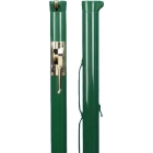 Douglas Premier XS Green Internal Wind Tennis Posts w/ Brass Gears - Internal Wind