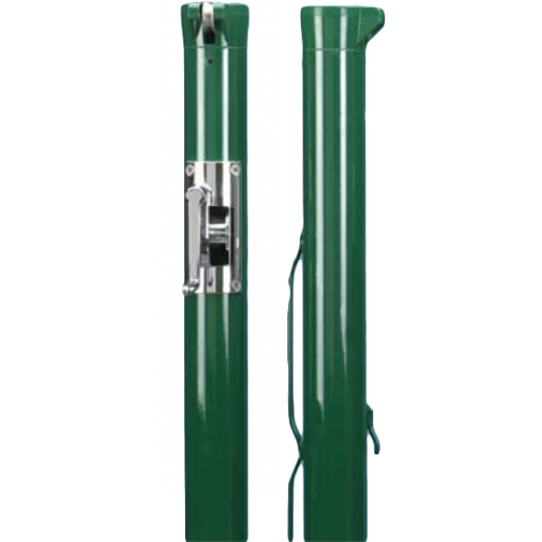 Douglas Premier XS Green Internal Wind Tennis Posts w/ Stainless Steel Gears