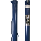 Douglas Premier XS Open Blue Internal Wind Tennis Posts w/ Plated Gears - Internal Wind