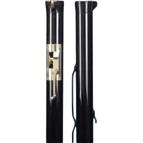 Douglas Premier XS Black Internal Wind Tennis Posts w/ Brass Gears