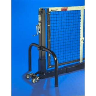 PPS-42SQ/T Douglas Portable Square Premier Tennis Post System w/ Transporter
