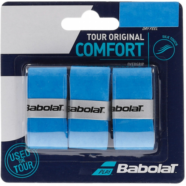 Babolat Tour Original Blue Tennis Racquet Overgrip