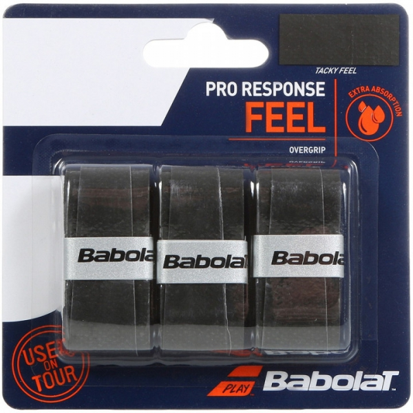 Babolat Pro Response Black Tennis Racquet Overgrip