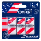 Babolat USA Pro Tour Comfort Overgrip 3-Pack - Grips Showcase